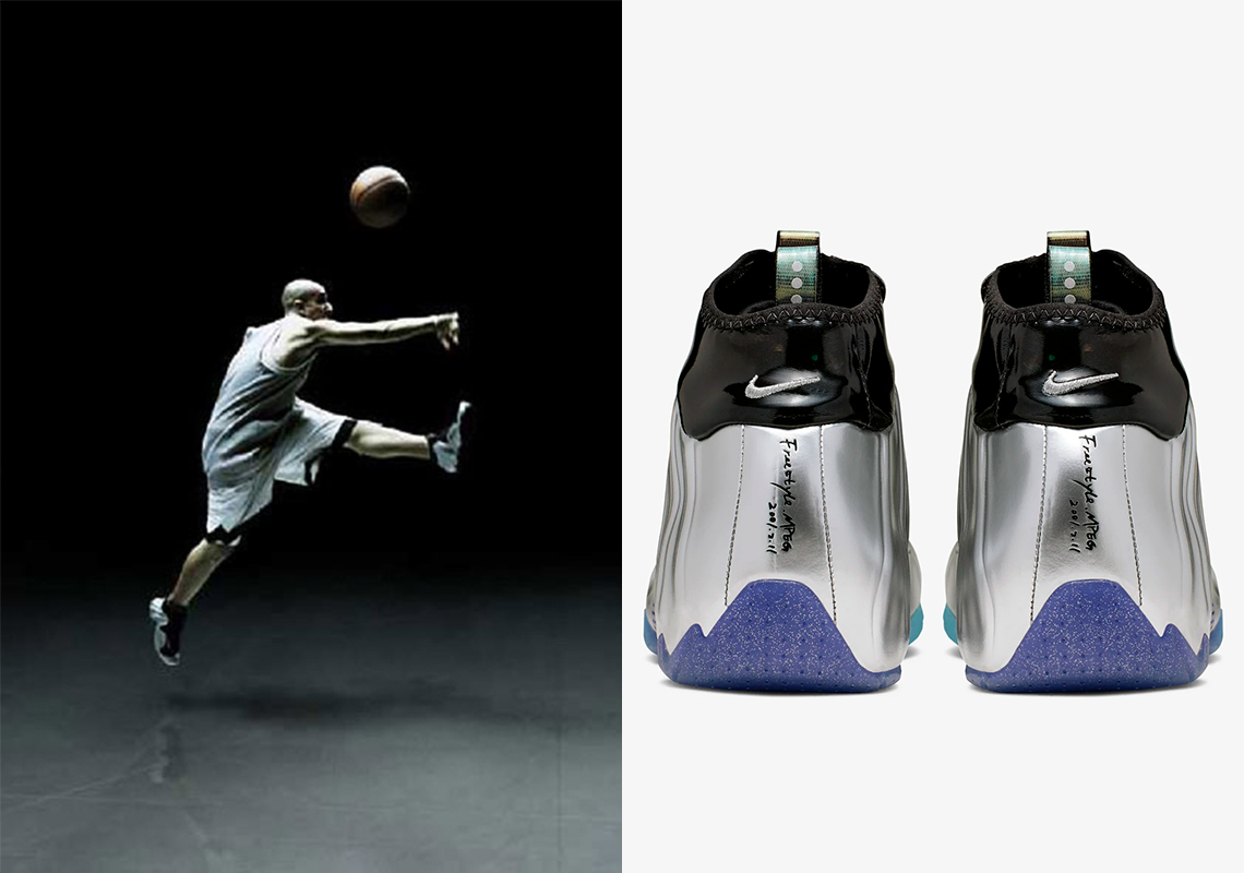 Nike Air Flightposite One Freestyle