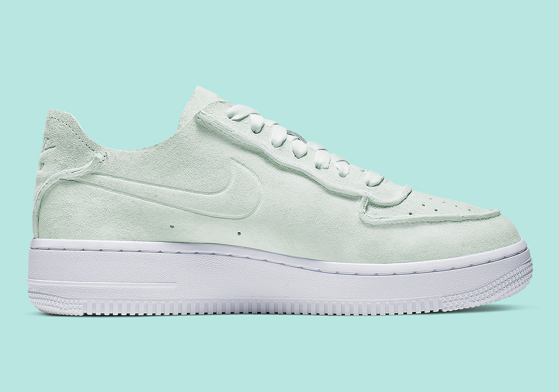 Nike Is Releasing An Air Force 1 With Deconstructed Suede