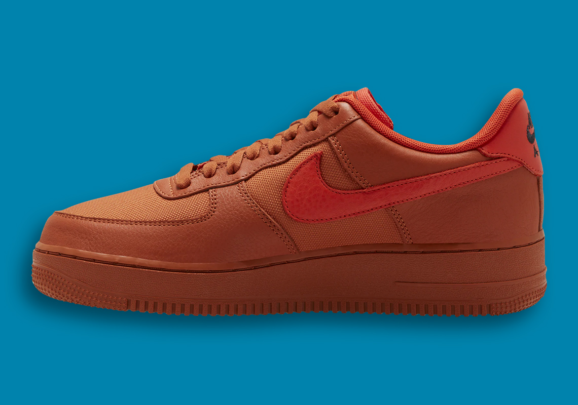 Nike Air Force 1 Gore-Tex Orange CK2630
