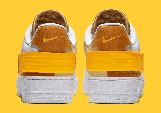 The Nike N.354 Air Force 1 Type Is Arriving In Yellow Accents