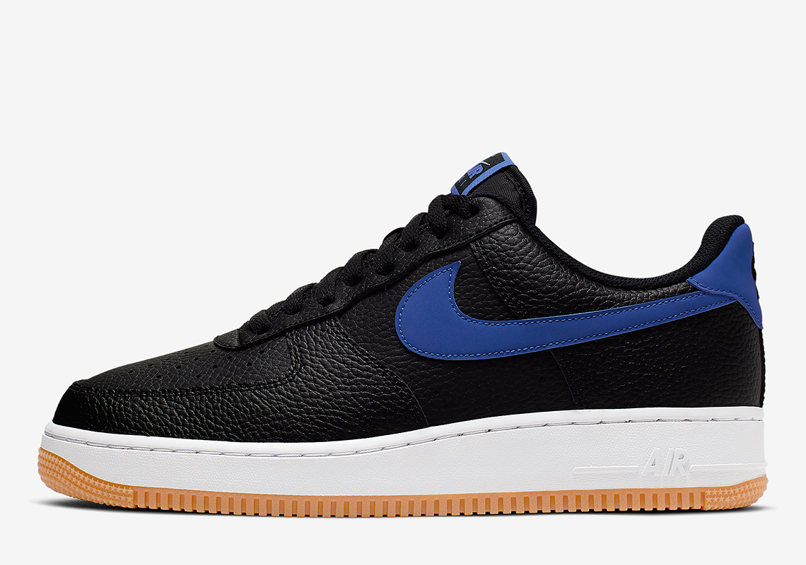 Nike Air Force 1 Royal Blue Gum CI0057 001 |