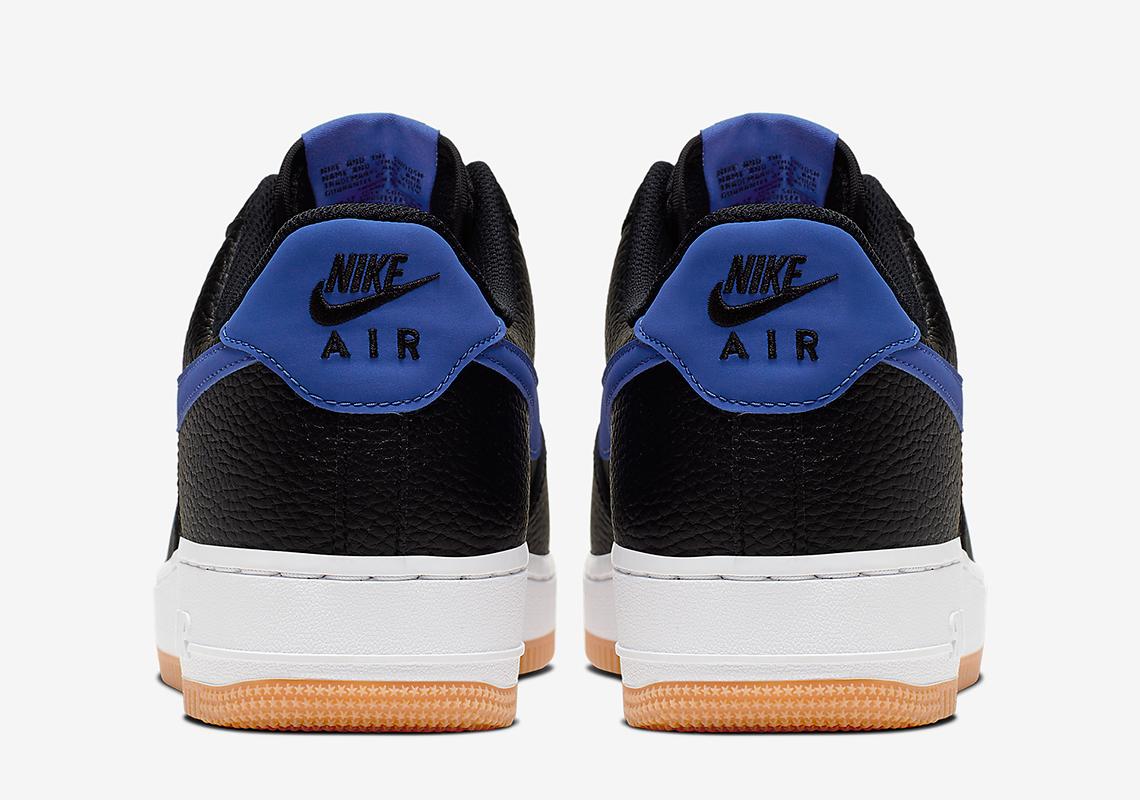 Nike Air Force 1 Royal Blue Gum CI0057 001 |