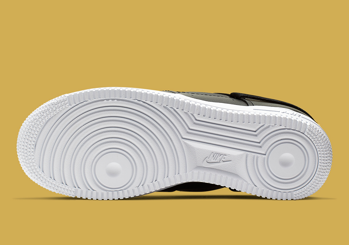 Nike Air Force 1 Vandalized Black White 898889 014 Release
