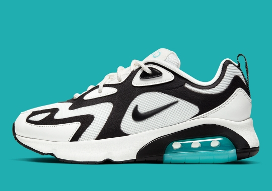 """The Nike Air Max 200 Borrows The Classic """"Dusty Cactus"""" Colorway"""