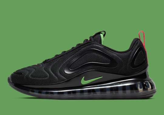 """""""Big Nike"""" Logos Appear On The Air Max 720"""