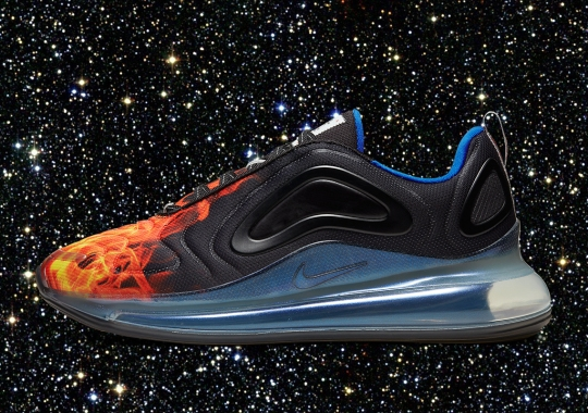 """Official Images Of The Nike Air Max 720 """"Space Capsule"""""""