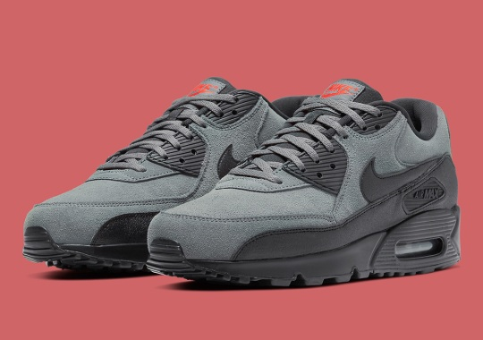 The Nike Air Max 90 Borrows A PSG Style Colorway