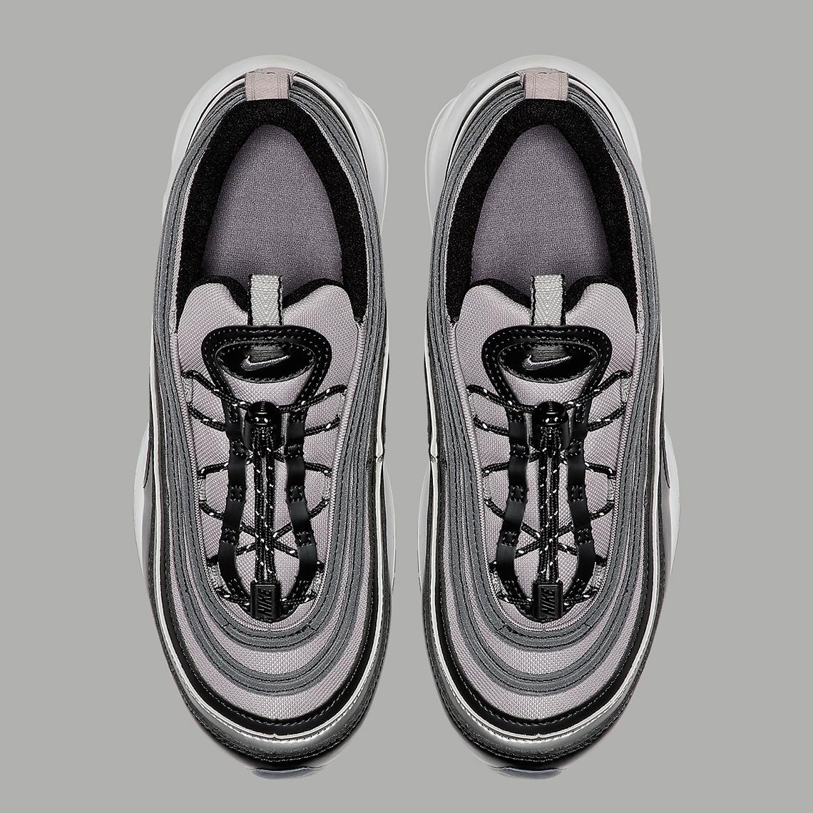 Nike Air Max 97 Grey Black BQ8437 001 Release Info