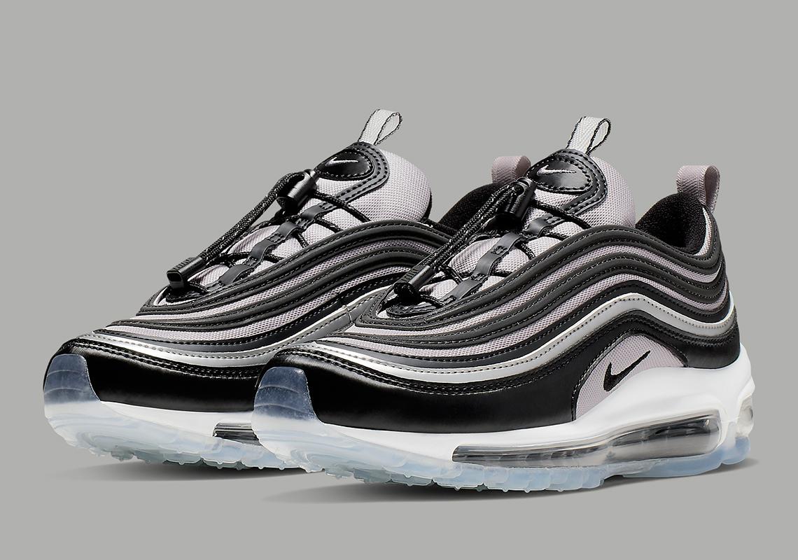 Macadán Primero depositar  Nike Air Max 97 Grey Black BQ8437-001 Release Info | SneakerNews.com