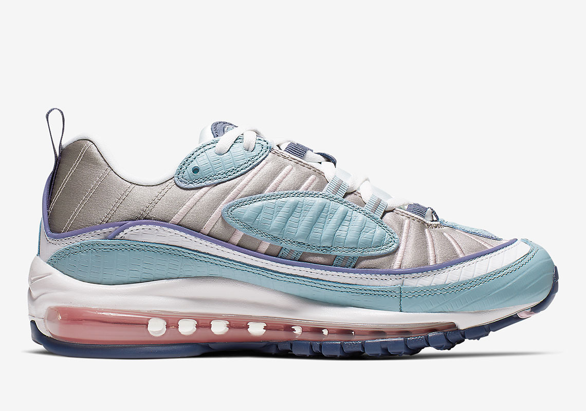 Nike Air Max 98 Sanded Purple Pumice CK0832 500