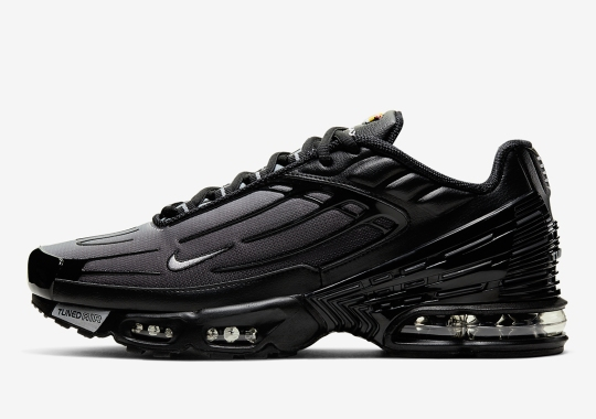 Official Images Of The Upcoming Nike Air Max Plus III