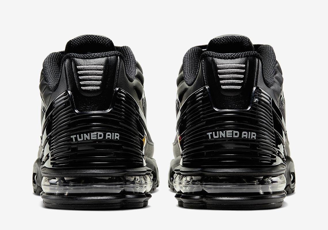 Seminario lana Disco  Nike Air Max Plus 3 Triple Black CJ9684-002 Release Date | SneakerNews.com