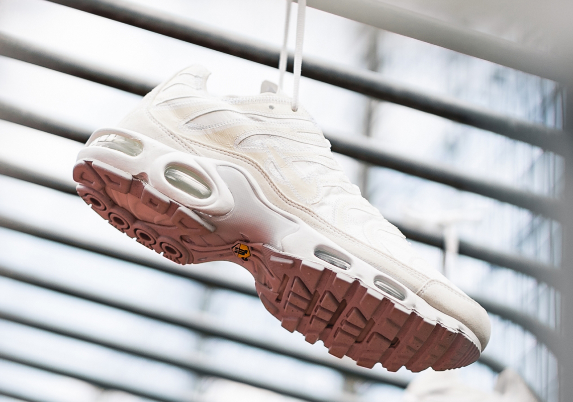 Nike Air Max Plus Deconstructed Beige CD0882 100 Release