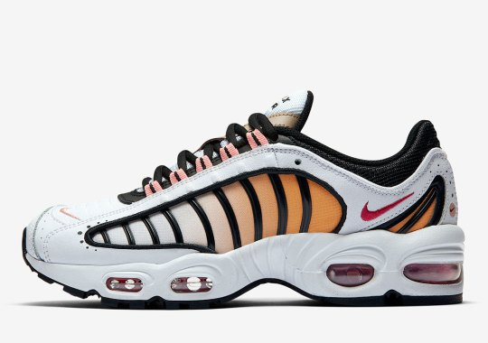 The Nike Air Max Tailwind IV Toys With Another Sunrise Gradient