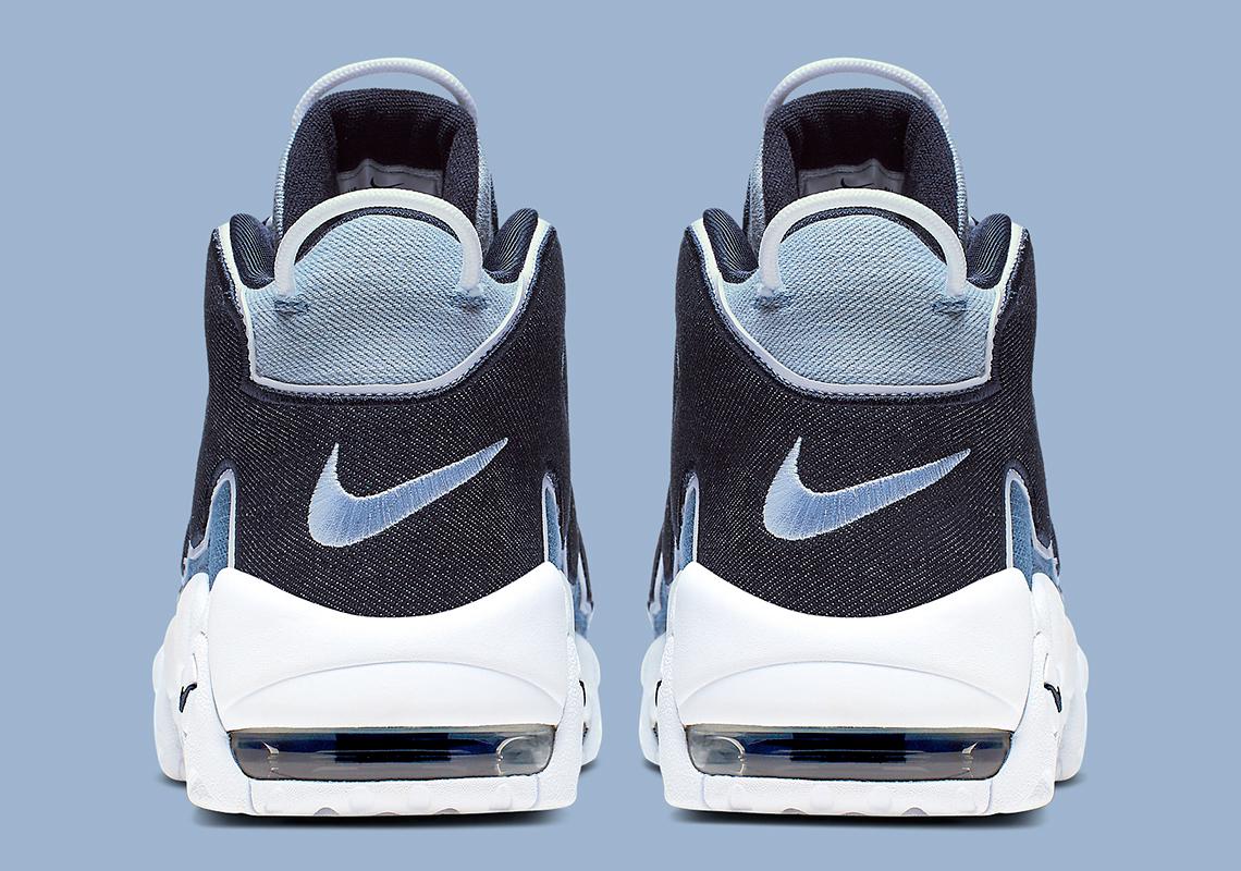 Nike Air More Uptempo Denim CJ6125 100 Store List