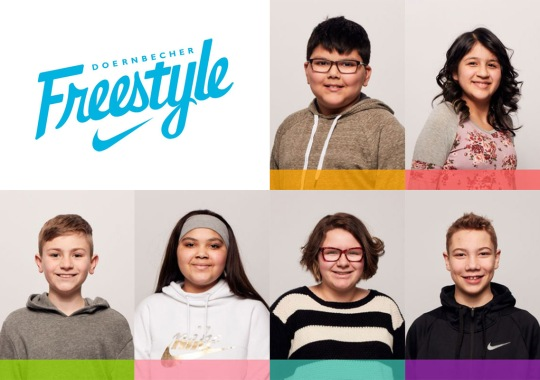 The 16th Year Of Nike Doernbecher Freestyle Kicks Off On November 8th
