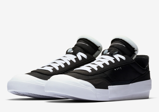 The Nike Drop Type LX Gets A Clean Black And White Colorway