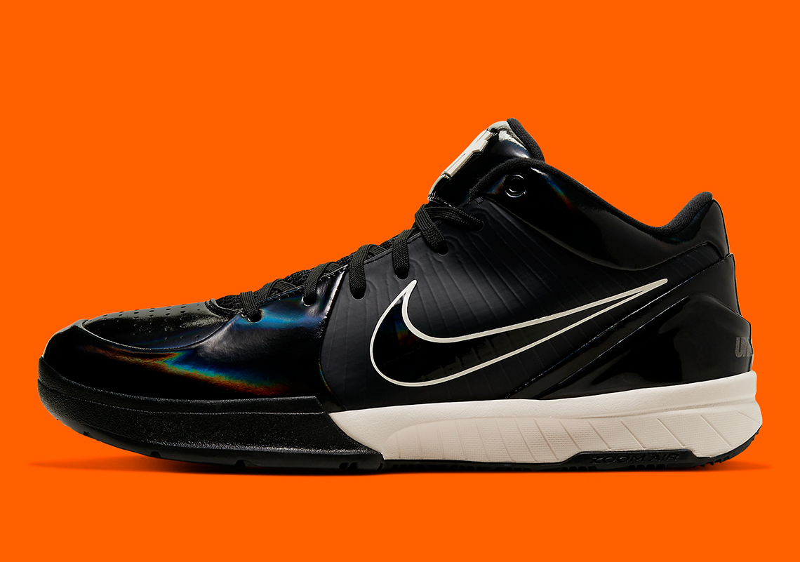 Undefeated Nike Kobe 4 Protro Black