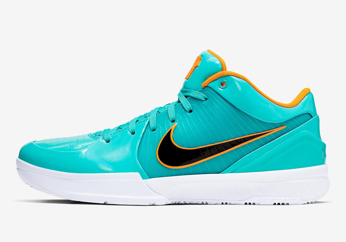 Undefeated Nike Kobe 4 Protro Demar