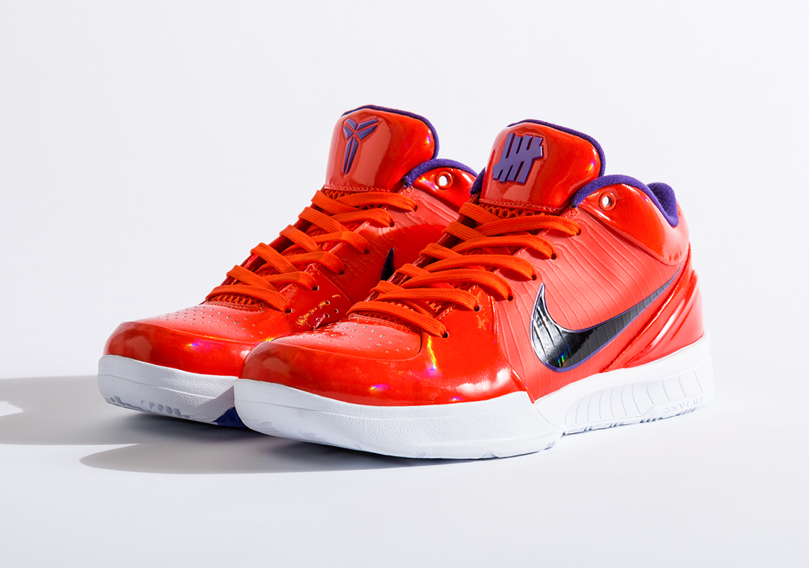 Undefeated Nike Kobe 4 Protro 2019