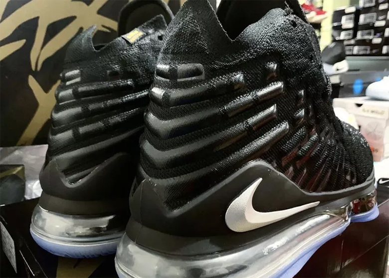 Nike LeBron 17 Detailed Teaser Reveals Nods To Previous Models