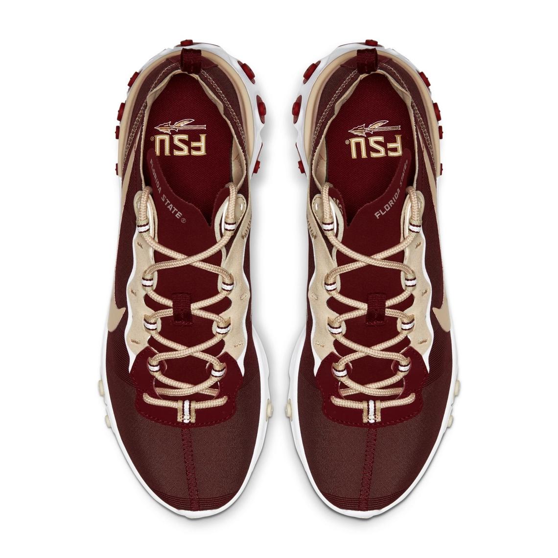 Nike React Element 55 Florida State