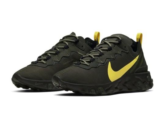 The Oregon Ducks Get Their Own Nike React Element 55
