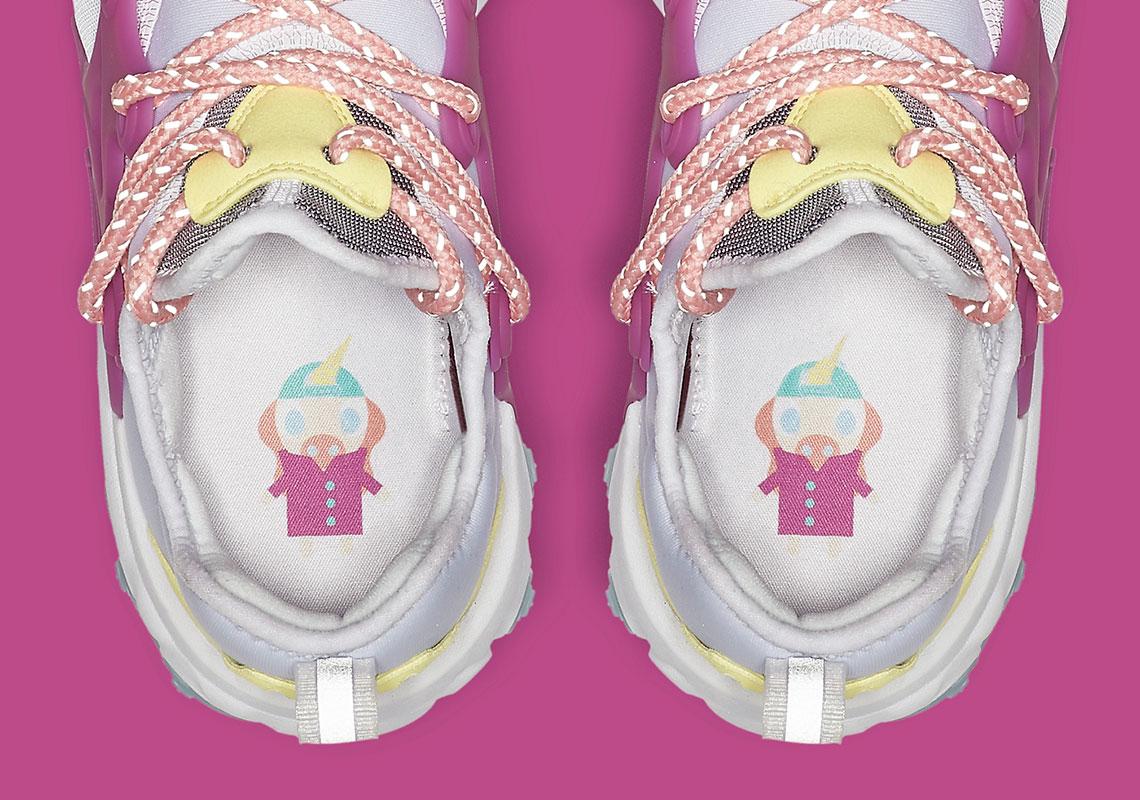 wholesale dealer 05841 80d72 Nike React Presto Women's CD9015-101 Store List ...