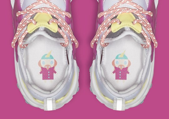 The Nike React Presto For Women Returns With New Characters