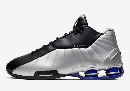 Nike Is Ready To Bring Back The Shox BB4