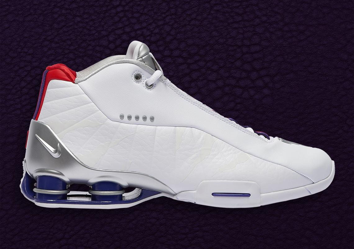 Nike Shox BB4 Raptors CD9335 100 Release Date |