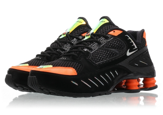 First Look At The Nike Shox Enigma