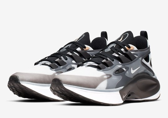 The Nike Signal D/MS/X Arrives in a Classic Black and White Colorway