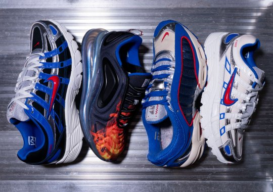 Nike Celebrates Milestones Of China's Space Program With The Space Capsule Collection