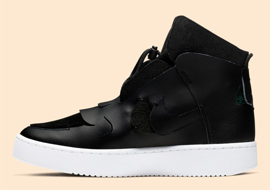 The Women's Nike Vandalized LX Is Arriving In Black