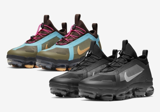 The Nike Vapormax 2019 Utility Gets Enhanced For Winter