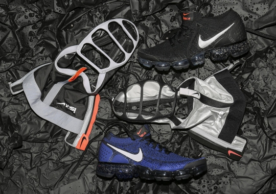 Nike ISPA's Gator Boot Fits All Vapormax Shoes