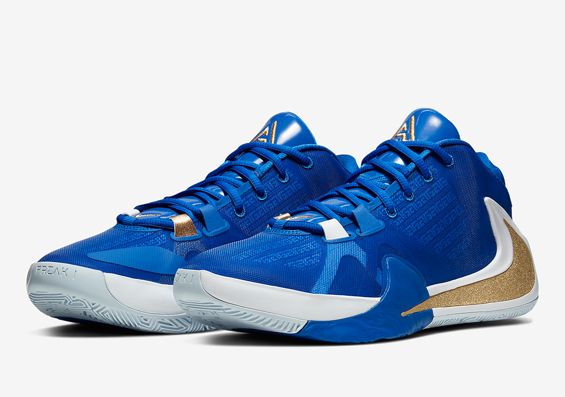 Nike Zoom Freak 1 Greece BQ5422-400