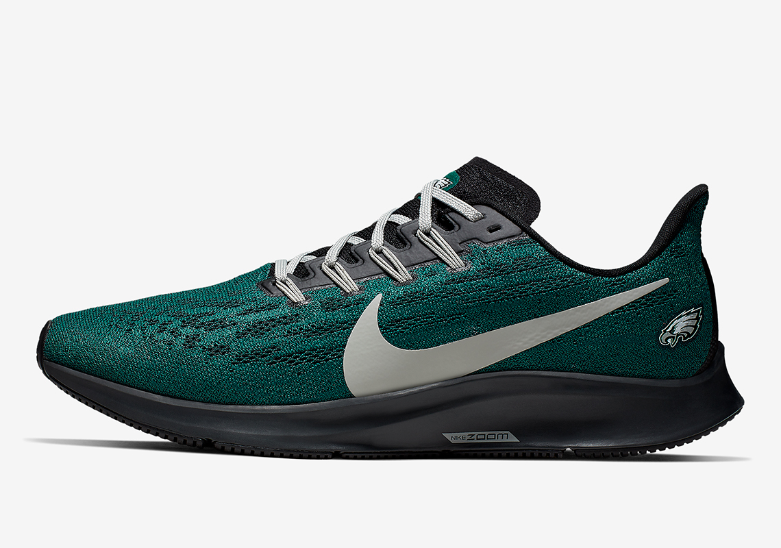 Your Favorite NFL Team Will Adorn The Nike Zoom Pegasus 36