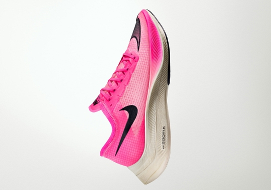 Nike's Newest Generation Of Zoom Running Gets Neon Pink Colorway
