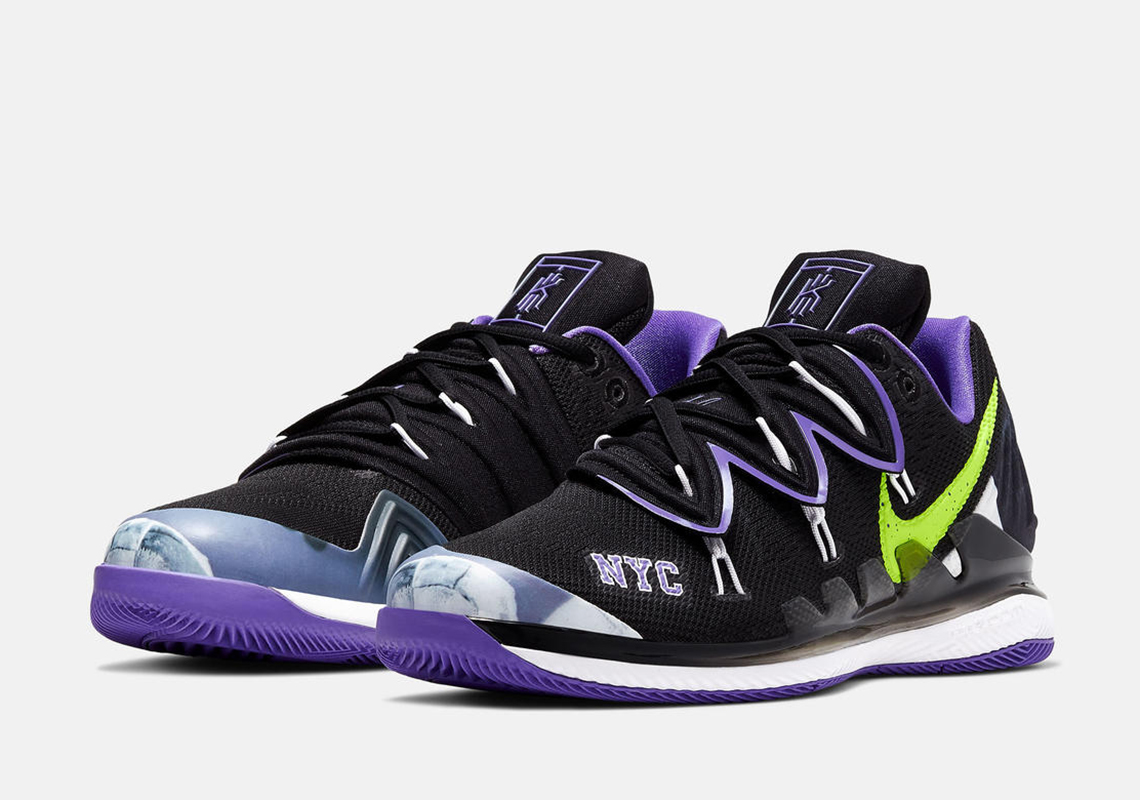 7a8764bf86a5b Nike Zoom Vapor X Kyrie 5 US Open Release Date | SneakerNews.com