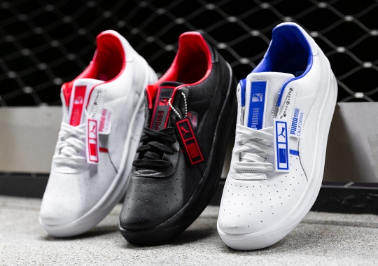 Nipsey Hussle's Puma Collaboration Includes A White/Blue Friends And Family Edition