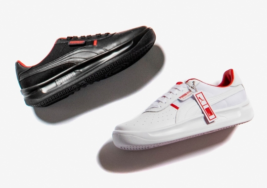 "Nipsey Hussle's ""The Marathon Continues"" Collection With PUMA Is Revealed"