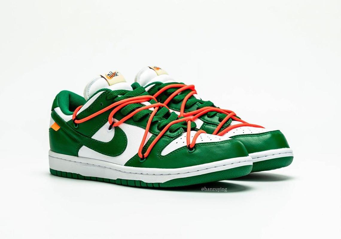 Off White x Nike Dunk Low | Precio y Fecha de Lanzamiento