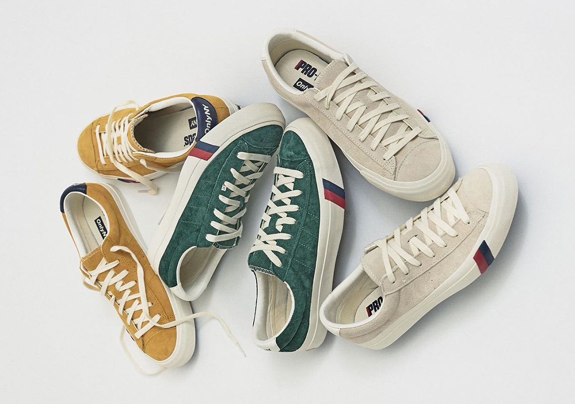 Only NY PRO-Keds Royal Low Plus Release
