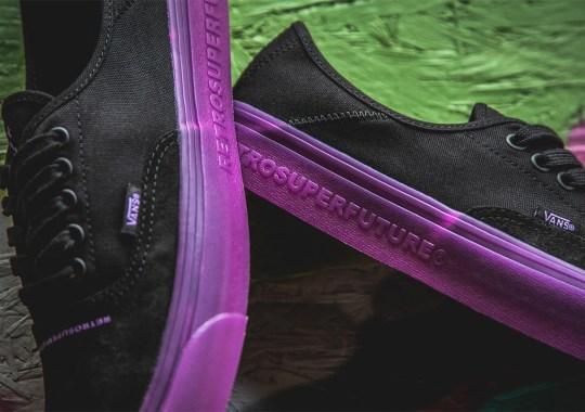 Eyewear Brand RETROSUPERFUTURE Has An Upcoming Vans Collaboration