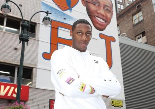 PUMA Hoops Signs Knicks Rookie R.J. Barrett