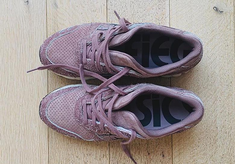 Ronnie Fieg KITH ASICS GEL-Lyte 3.1 Purple | SneakerNews.com