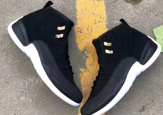 "First Look At The Air Jordan 12 ""Reverse Taxi"""