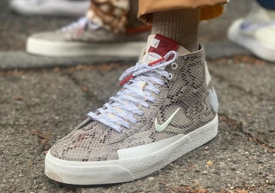 Soulland x Nike SB Blazer Mid Revealed At Copenhagen Fashion Week